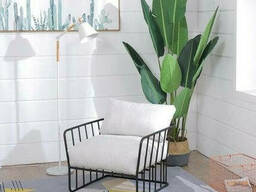 Крісло мінімалізм для офісу