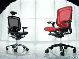 Кресло okamura contessa для руководителя новое у официальног
