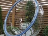 Кресло шар прозрачное original bubble chair - фото 6