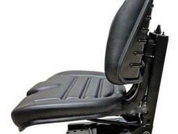 Кресло сиденье универсальное с амортизацией