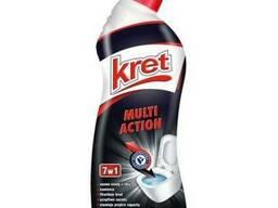Kret гель до туалету 750g - Multi Action 7 в 1