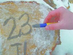 Крейда графітова для маркування стовбурів дерев