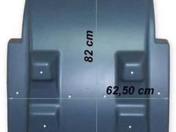 Крило заднє переднього колеса ДАФ DAF XF E2
