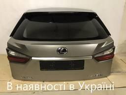 Кришка Багажника Сіра Ляда Lexus NX 2017 - 2019 рестайлінг в Україні