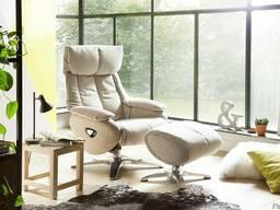 Крісла Relax з регульованою спинкою. Купити кресло-реклайнер