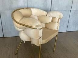 Кресло в стиле лофт для кухни