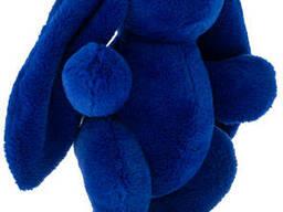 Кролик 30 см Алина синий