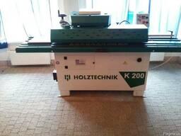 Кромкооблицовочный станок K 200 Holztechnik