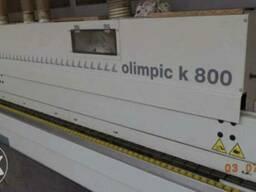 Кромкооблицовочный станок SCM K 800