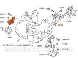 Кронштейн двигателя правый Nissan Leaf ZE0 (10-13). ..