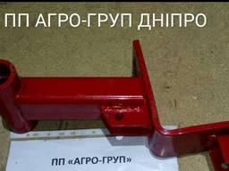Кронштейн КЛТ 30.310 Кронштейн секции КРН-5.6 под втулки