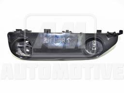 Кронштейн переднего бампера правый Nissan Micra K13