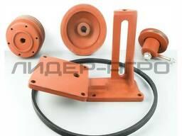 Кронштейн, плита переходная компресора ЗИЛ на Д-240