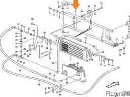 Кронштейн радиатора гидравлики VOE11411285