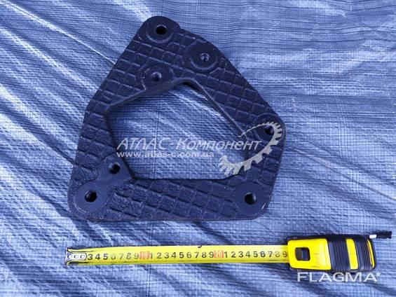 Кронштейн рулевого механизма (плита) КрАЗ