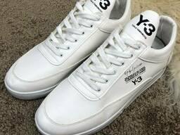Кроссовки Adidas Y-3 Bashyo Sneakers White