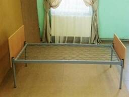 Кровать 190х70, 190х80 спинка ДСП