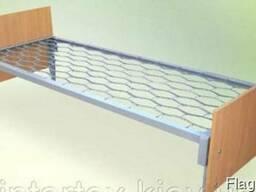 Кровать 190х70 спинка ДСП