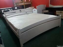 Кровать деревянная р-р 1800х2000 в Луганске