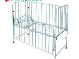 Кровать детская функциональная ЛДф.2.0.2.1. М