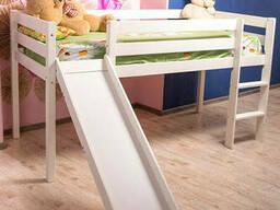 Кровать детская Микс-Лайн - Джулия 3054 (с горкой и. ..