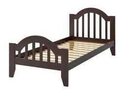 """Кровать для спальни """"Меллиса"""". Производство из дерева"""