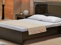 """Кровать """"Элизабет"""" (белая) embawood"""