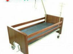 Кровать функциональная 3-х секционная, ложе - ламели, на. ..