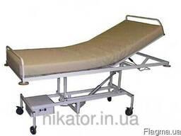 Кровать медицинская функциональная двух секционная КФ-2Э1