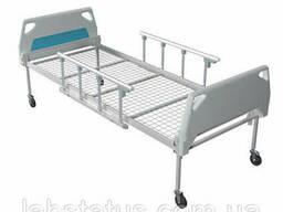 Кровать функциональная ЛФ-5 (со съемными пластиковыми. ..