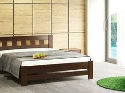 """Кровать из натурального дерева """"Сакура"""". Производство!"""