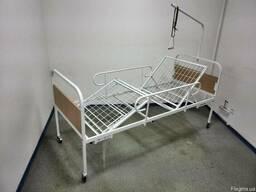 Кровать медицинская функциональная для лежачих больных