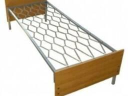 Кровать спинка дсп 190*80 для общежитий