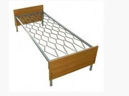 Кровать, спинка дсп, 80*190