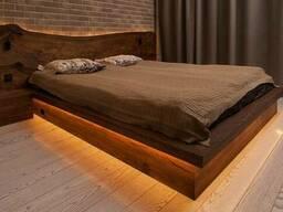 Кровати деревянные Под заказ