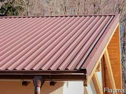 Купити профнастіл на дах дешево від виробника