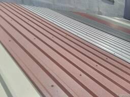 Кровельный профнастил (для крыши) с завода производителя
