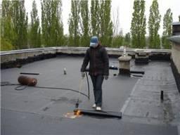 Кровля плоских крыш Донецк