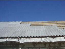 Кровля шифером - Ремонт крыши