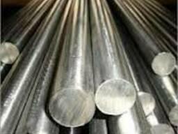 Круг 304 AISI — это сортовой металлопрокат с круглым сечение