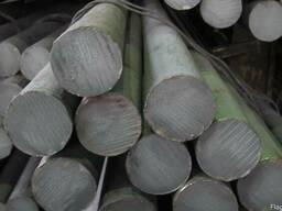 Круг сталевий 210 мм сталь 09Г2С пруток металевий гарячекатаний ГОСТ 2590-88