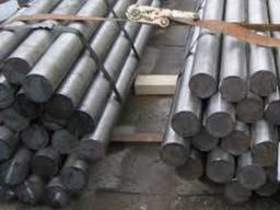 Круг 220 мм сталь 20 [Металлобаза] порезка стальной по. ..