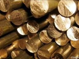 Круг бронзовый 20 мм БрАЖН10-4-4 ГОСТ цена наличие