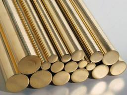 Круг бронзовый БрАЖ 9-4ф50мм, купить бронзовые прутки