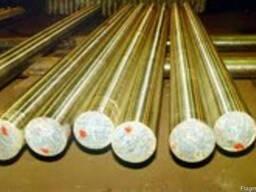 Круги бронзовые марки БрАЖ 9-4, БрО5Ц5С5