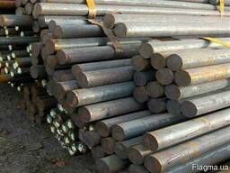 Круг стальной (сталь 45) диаметр 130 мм