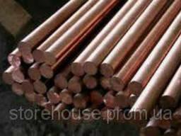 Прутки медные 0, 6-110 мм марка М2, М1