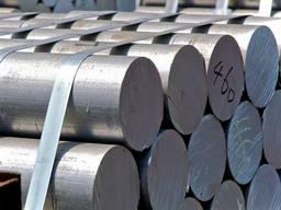 Круг металлический сталь 40х размеры на складе
