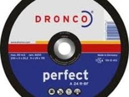 Круг отрезной по металлу Dronco (Germany) 230x1,9x22,23