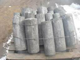 Круг (пруток ) чугунный СЧ20 50 мм, 60 мм, 80 мм, 120 мм,